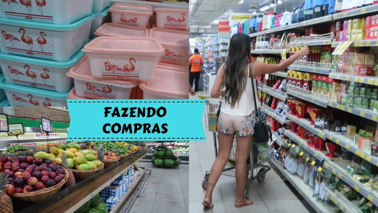DIA DE COMPRAS NO SUPERMERCADO f1e7080dc7274