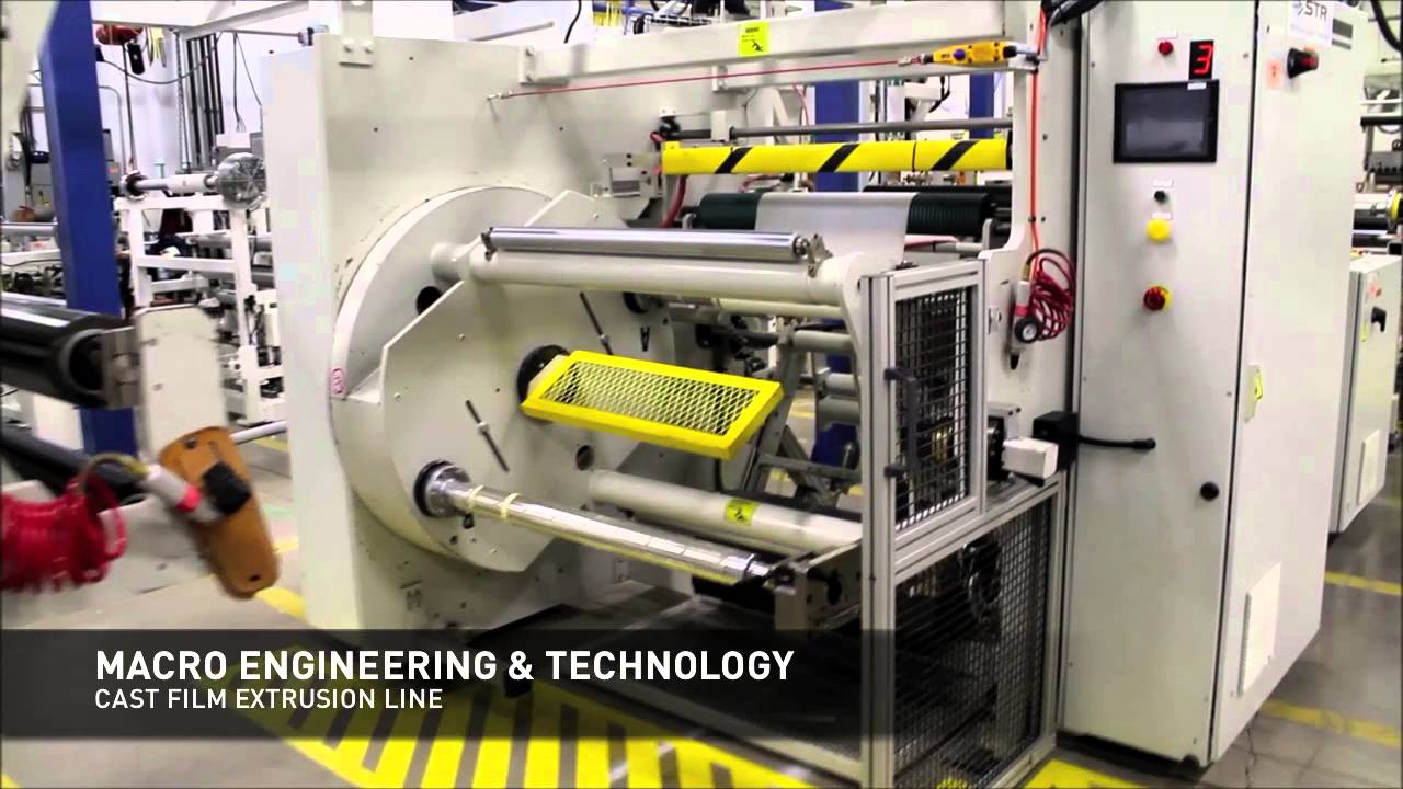 polyethylene film extrusion a process manual