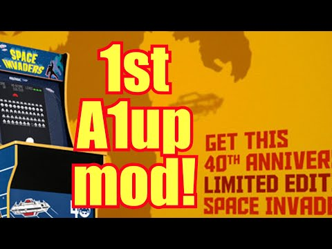 Modding a 1st Arcade 1up machine - is it doable for a noob? from Evil Genius Entertainment