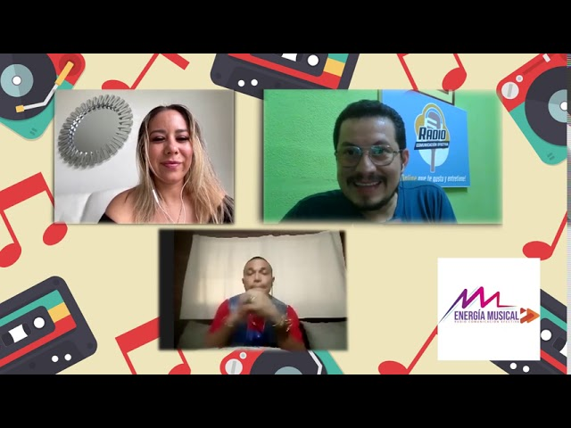 Entrevista Daniyel ft  Srta Dayana