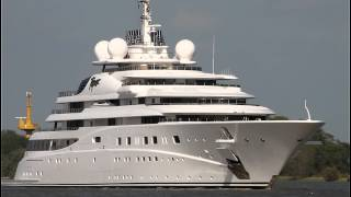 Mega Yacht TOPAZ