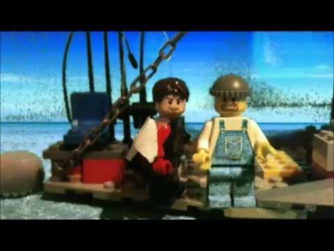Jaws terror in the Atlantic part 2 - YouTube