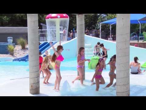 Crystal Springs Family Waterpark Promo 2017