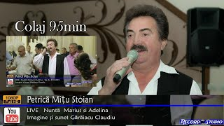 Petrica Mitu Stoian COLAJ 95 min LIVE  Nunta Marius & Adelina 3-10-2015