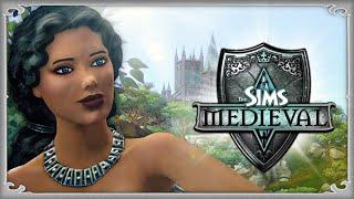 the Sims MEDIEVAL: Симс Средневековье. Начало приключений. Королева #1
