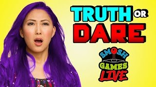 1-2 SWITCH OR DARE LIVE! (Smosh Games Live)