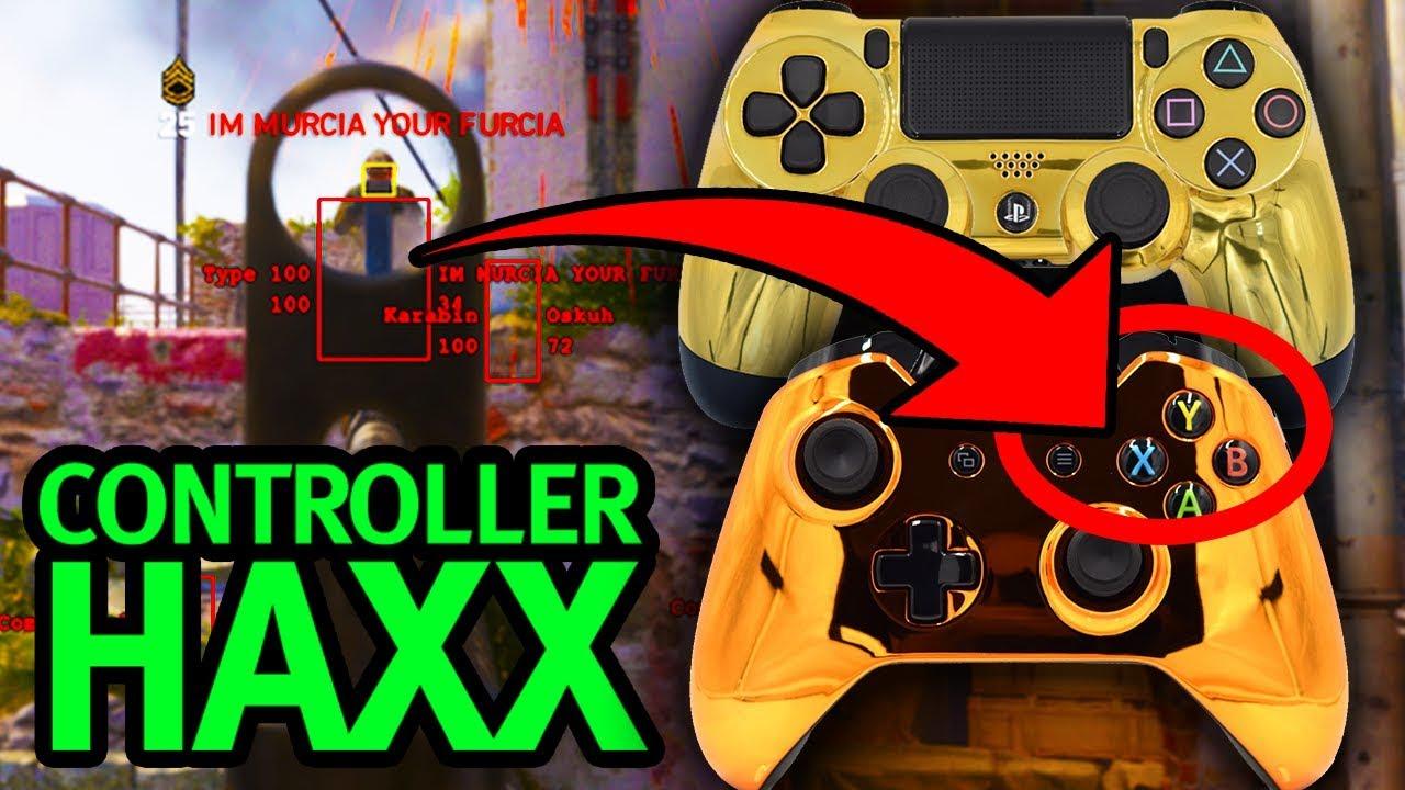 xbox one elite controller aimbot