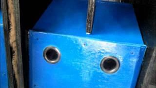 KONZERT amplifier, equalizer and thunder subwoofer