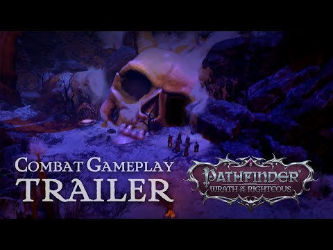 Pathfinder: Wrath of the Righteous - Combat Gameplay Trailer