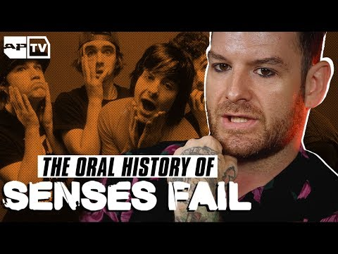 Buddy Nielsen - Oral History Of Senses Fail