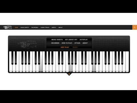 Shigatsu wa Kimi no Uso - Virtual Piano (#17)