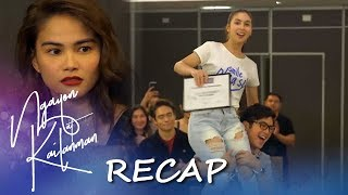 Video Ngayon At Kailanman Recap: Roxanne's jealousy over Inno and Eva's relationship download MP3, 3GP, MP4, WEBM, AVI, FLV November 2018