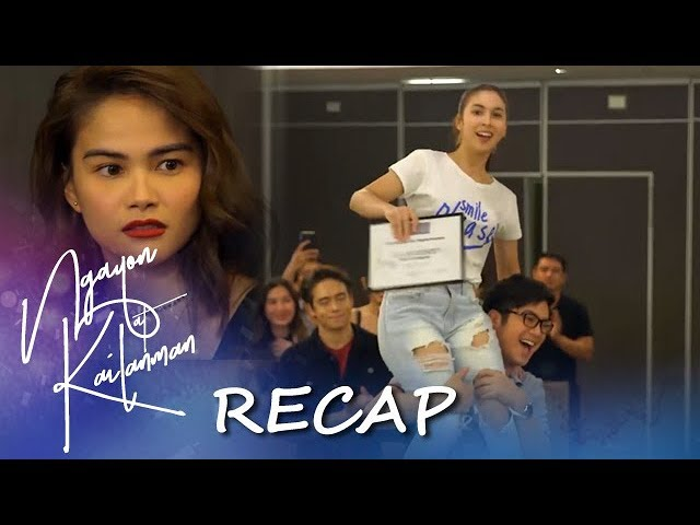 Ngayon At Kailanman Recap: Roxanne's jealousy over Inno and Eva's relationship #1