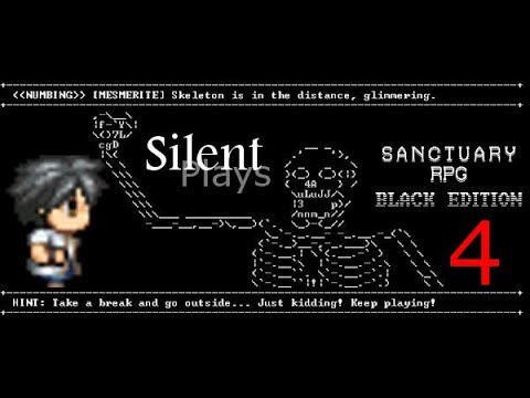 Sanctuary RPG (Black Edition) - End for now |