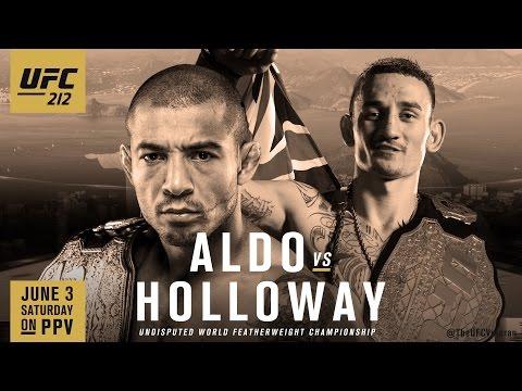 UFC 212: Aldo vs Holloway Promo
