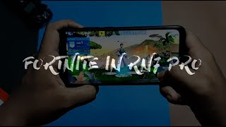 Fortnite on Redmi Note 7 Pro:- How to Install Fortnite on RN7Pro| Gameplay Tested (100%Working)
