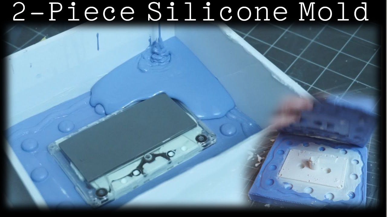 How To Make A Silicone Mold And Cast Plaster Of Paris