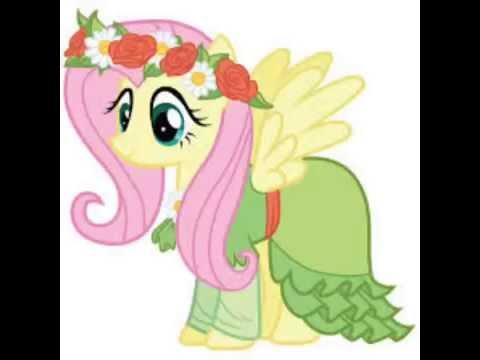 Gambar Mewarnai Pony Gooooo Krayon