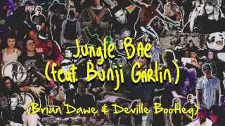 *SUPPORTED BY DIPLO AND SKRILLEX* Jack U - Jungle Bae (Brian Dawe & Deville Bootleg)