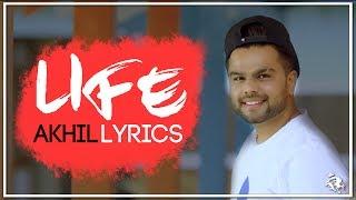 Life | Lyrics | Akhil | Preet Hundal | Latest Punjabi Song | Syco TM