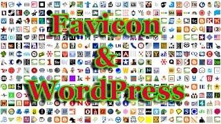 Как Создать и Установить favicon на WordPress (иконку на сайт)