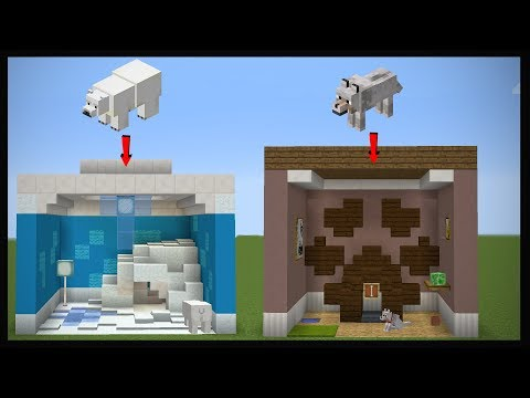 10-minecraft-pet-room-designs!