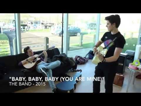 The Band - Baby, Baby, Baby (You Are Mine) Official Video - National Cut