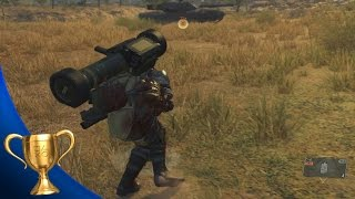 Metal Gear Solid 5 Phantom Pain - Proxy War With No End S Rank Walkthrough (Mission 32)