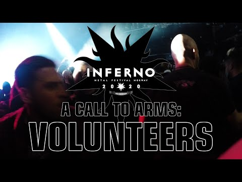 A Call to Arms: Volunteers!