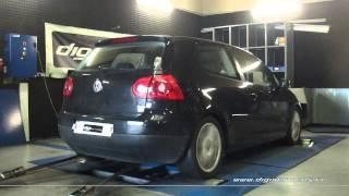 * Reprogrammation moteur * VW Golf 5 tdi 140cv @ 184cv Dyno Digiservices Paris
