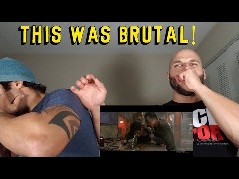 Iko Uwais Vs Joe Taslim - The Night Comes For Us FINAL FIGHT [REACTION]