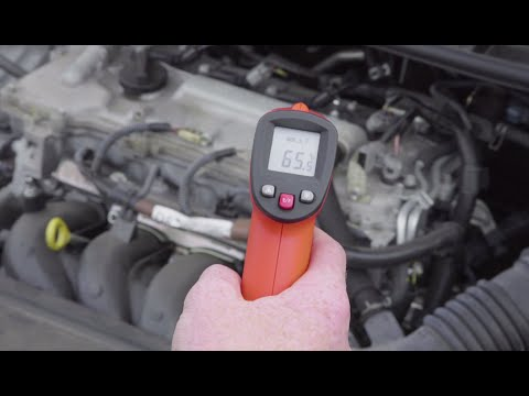 SCA Infrared Thermometer