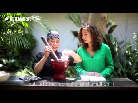 Tastemakers Ep. 16: Chef Atita Tuparsa on Thai Cuisine in Kenya