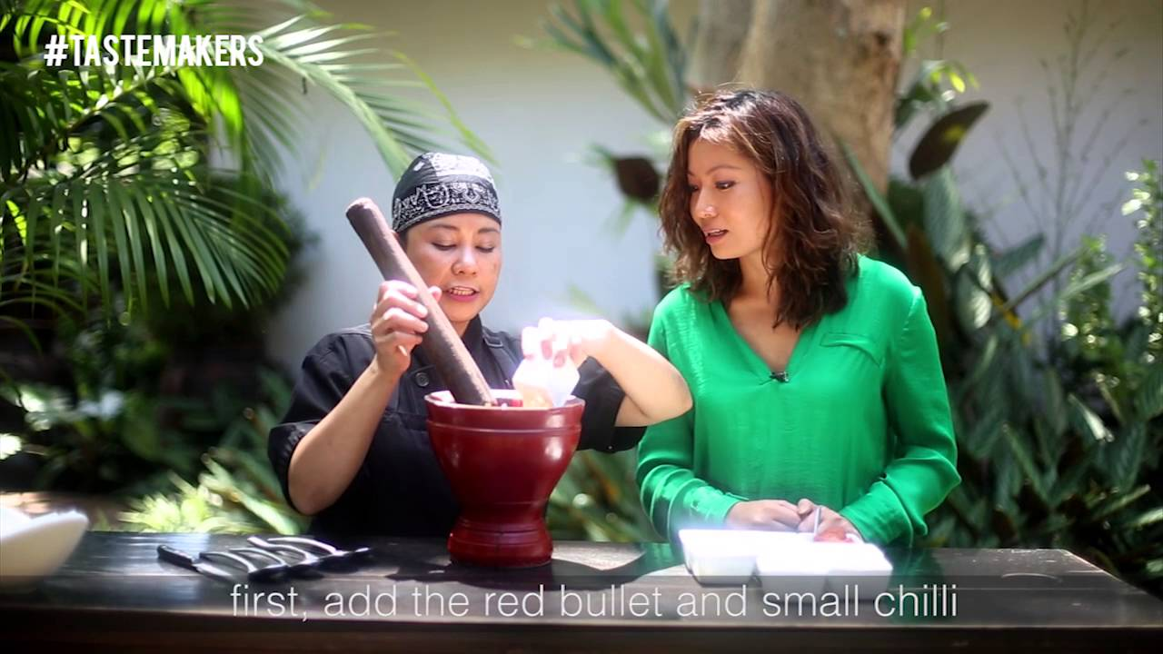 Tastemakers Ep. 16: Chef Atita Tuparsa on Thai Cuisine in Kenya