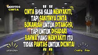 Quotes Cinta Untuk mantan -Quotes Indonesia