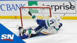 Vancouver Canucks vs. St. Louis Blues | FULL Shootout - Oct. 17, 2019
