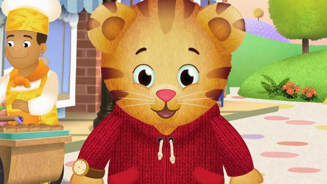This is an image of Declarative Daniel Tiger Images