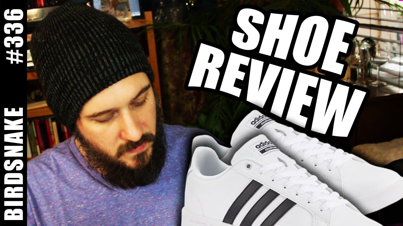 Adidas NEO Cloudfoam Advantage Review (6 months) and Cleaning Shoe Review