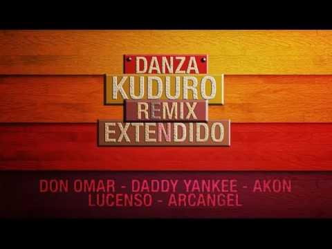Danza Kuduro Remix Don Omar x Lucenzo x Akon x Daddy Yankee x Arcangel