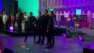 Gambar cover Westlife | The One Show Dynamite | 2019
