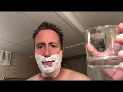 Shaving In Canada!