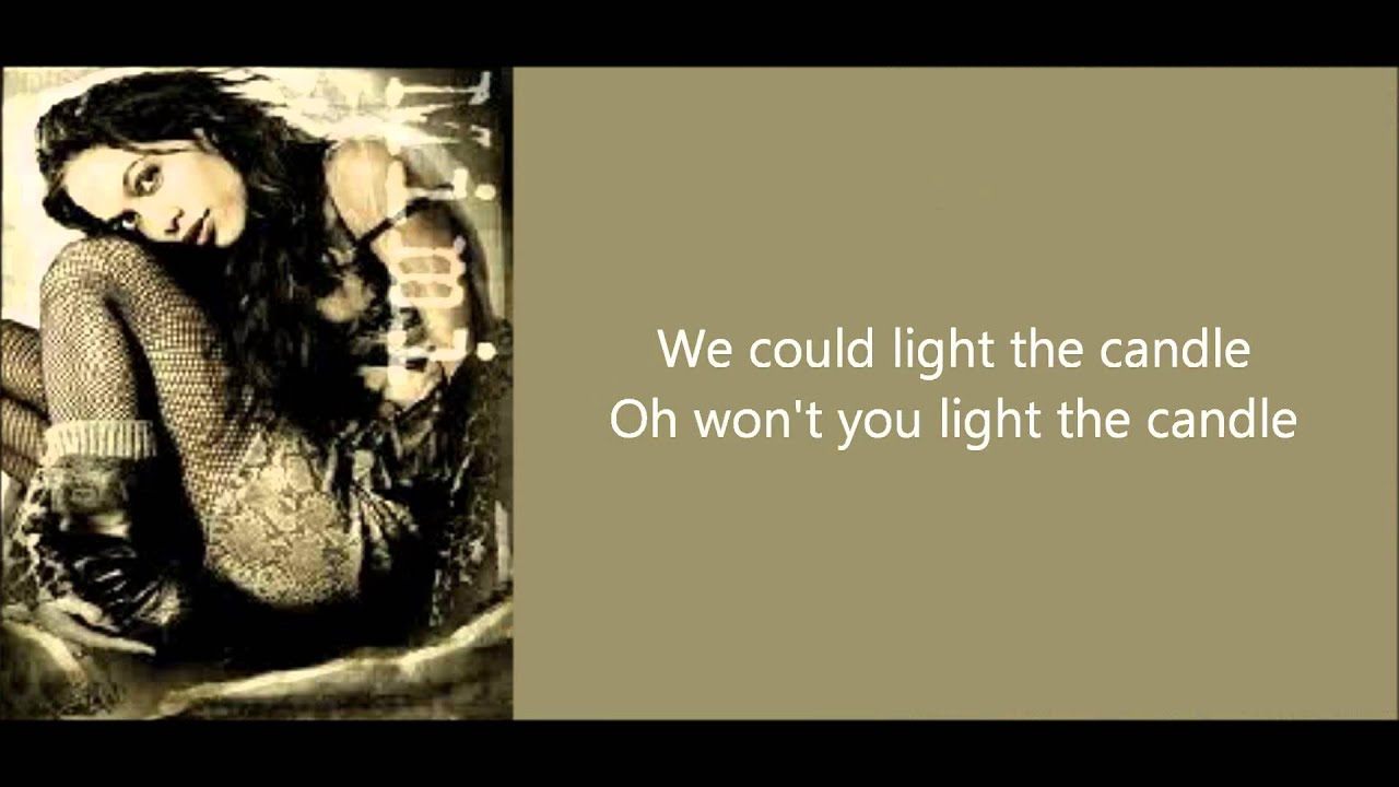 I need a light warren lyrics