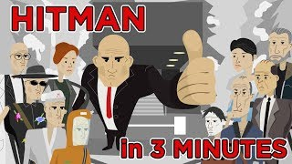 Hitman The Complete First Season in 3 Minutes | ArcadeCloud