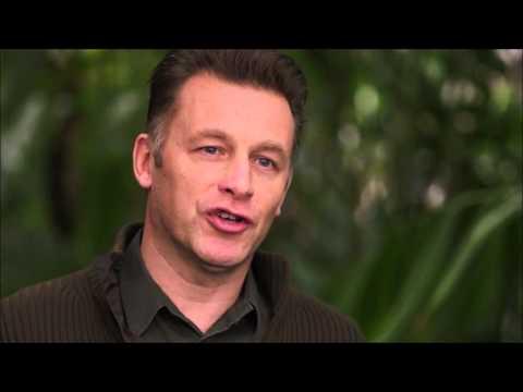 Chris Packham World Land Trust Patron