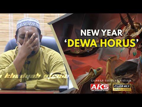 Happy New Year ( Dewa Horus ) | Ustaz Auni Mohamad