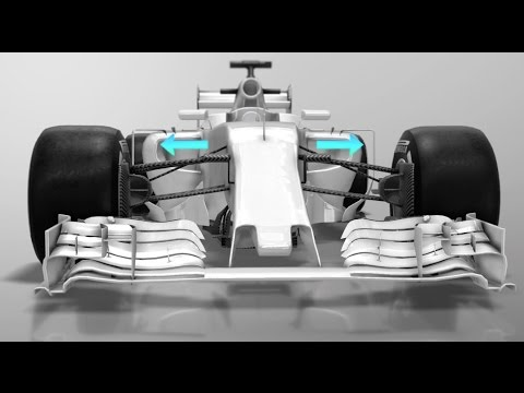 F1's major car changes for 2017