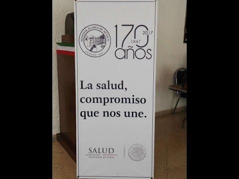 Guelaguetza en el 170 Aniversario del Hospital Juárez de Mexico