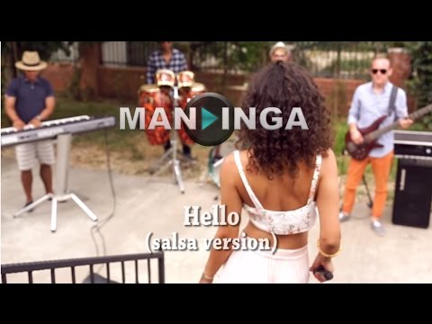 MANDINGA – Hello (Salsa Version)