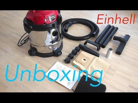 unboxing-einhell-tc---vc-1812s-absauganlage-für-tischkreissäge-?!