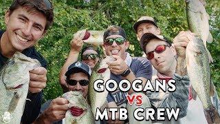 Googan vs. MTB Crew Fishing Challenge! | Loser Eats What!?